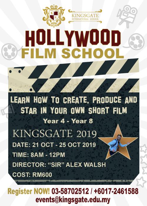 Kingsgate Film School