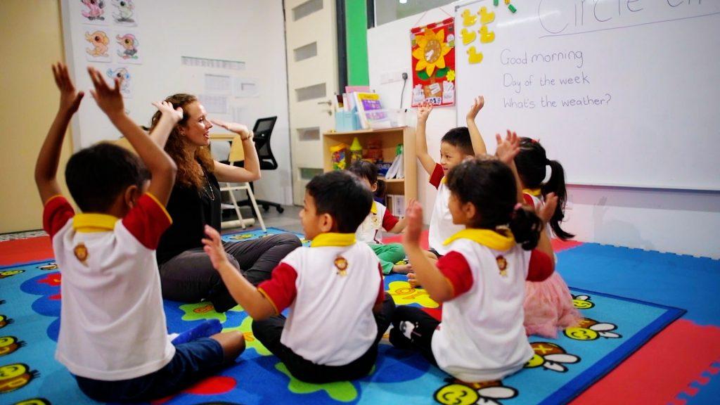 Best British international primary school in Malaysia